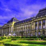 palais royale à Bruxelles